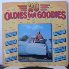 Discos de vinilo: RARO! OLDIES BUT GOODIES 20. VARIOS: CHUBBY CHECHER, TRINI LOPEZ, DRIFTERS, JAN &DEAN, THE CRISTAL,,. Lote 204793303