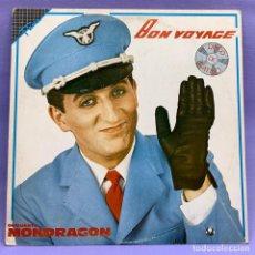 Discos de vinilo: VINILO LP BON VOYAGE - ORQUESTA MONDRAGON - ESPAÑA 1980. Lote 204797881