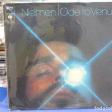 Discos de vinilo: (33) LP ROCK PROGRESIVO RARO DE VERDAD NIEMEN ODE TO VENUS HOLANDA 1973 GATEFOLD BUEN ESTADO. Lote 204802126