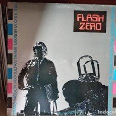Discos de vinilo: FLASH ZERO - TRANS-MISSION --TECHNO POP. Lote 204829692