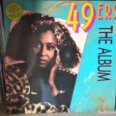 Discos de vinil: 49 ERS. THE ALBUM (LP) 1990, ESPAÑA. Lote 204831483