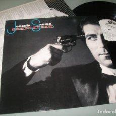 Discos de vinilo: JOAQUIN SABINA - RULETA RUSA ..LP DE 1985 - REEDICION DE 2009 - NUEVO CON LETRAS 180 GR.. Lote 204840311