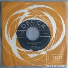 Discos de vinilo: BOB WILLS & HIS TEXAS PLAYBOYS. ECHO YODEL/ NEW OSAGE STOMP. DECCA, USA 1955 SINGLE. Lote 204841320