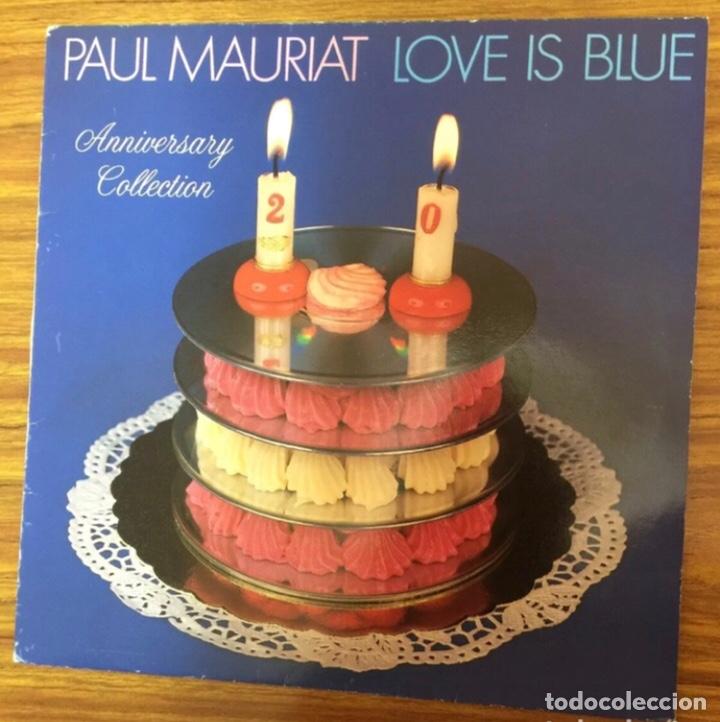 PAUL MAURIAT, LOVE IS BLUE (Música - Discos - LP Vinilo - Canción Francesa e Italiana)
