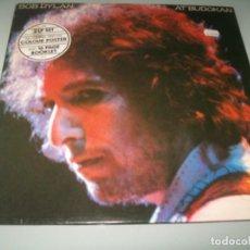 Discos de vinilo: BOB DYLAN - AT BUDOKAN ..2 LP´S DE 1978 - COMPLETO CON POSTER Y LIBRILLO CANCIONES Y FOTOS - CBS. Lote 204845141