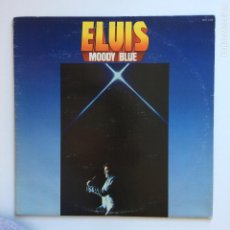 Discos de vinilo: ELVIS PRESLEY – MOODY BLUE USA 1977 RCA. Lote 204972777