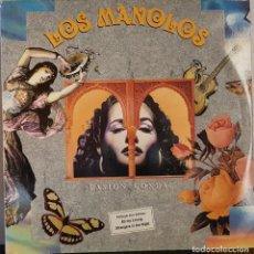Discos de vinilo: LOS MANOLOS PASION CONDAL. Lote 204973802