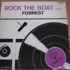 Discos de vinilo: DISCO VINILO ROCK DE BOAT FORREST. Lote 204978856