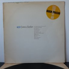Discos de vinilo: JAMES TAYLOR. GREATEST HITS. WB. WEA. 1984. SPAIN. Lote 204980515
