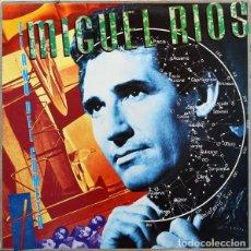 Discos de vinilo: MIGUEL RIOS EL AÑO DEL COMETA LP. Lote 204991033