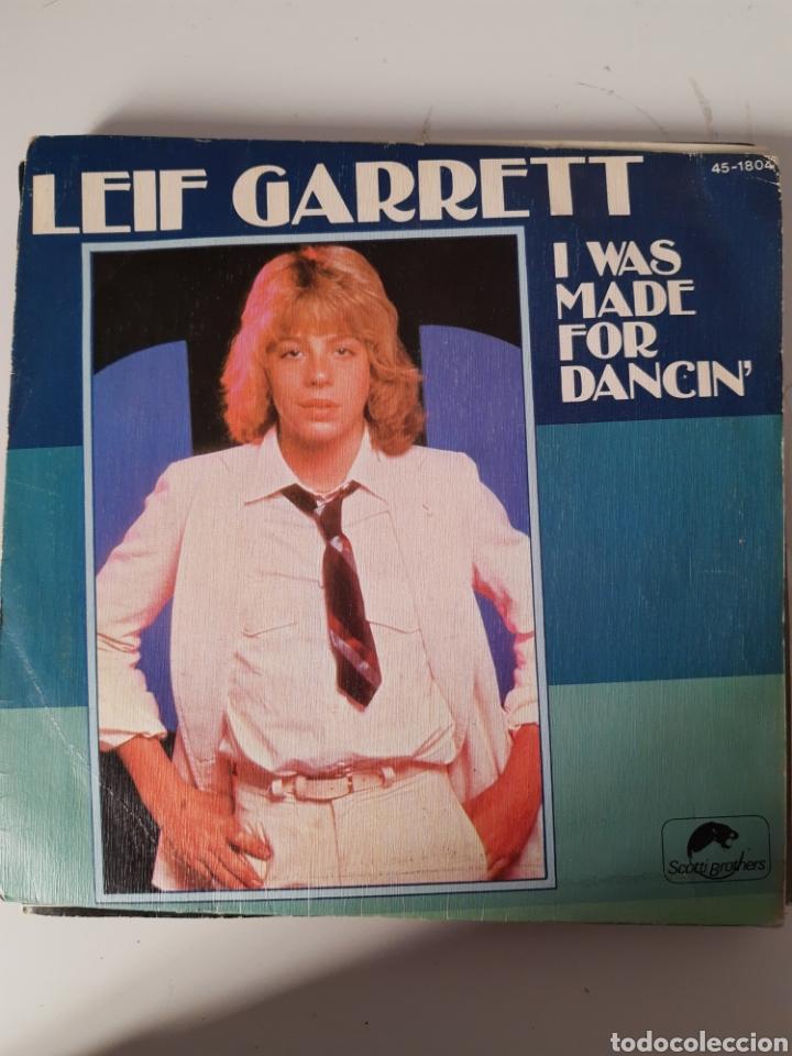 EP LEIF GARRET (Música - Discos de Vinilo - EPs - Pop - Rock - New Wave Extranjero de los 80)