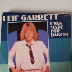 Discos de vinilo: EP LEIF GARRET. Lote 205001828