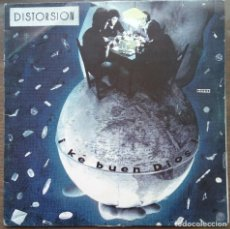 Discos de vinilo: DISTORSIÓN: ¡KE BUEN DIOS!. Lote 205009596