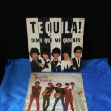 Discos de vinilo: TEQUILA SINGLES. Lote 205011772
