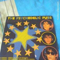 Discos de vinilo: THE PSYCHEDELIC FURS 7 PROMOCIONAL SOLO EN ESPAÑA. Lote 205024467