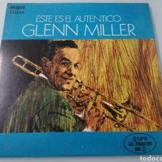 Discos de vinilo: ESTE ES EL AUTÉNTICO GLENN MILLER. RCA. 2 LPS. 1974. Lote 205029262