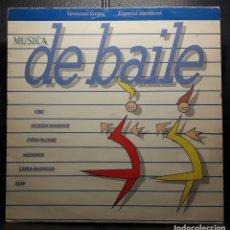 Discos de vinilo: MADONNA - VARIOS - MUSICA DE BAILE - ESPECIAL DISCOTECAS - LP - ESPAÑA - 1983 - VER DESCRIPCION. Lote 205030956