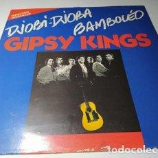 Dischi in vinile: MAXI - GIPSY KINGS – DJOBI DJOBA / BAMBOLEO - BOY-034 ( VG+ / VG+ ) SPAIN 1988. Lote 205036092