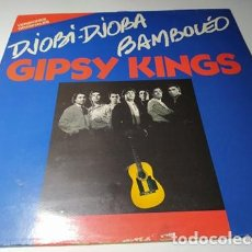 Discos de vinilo: MAXI - GIPSY KINGS – DJOBI DJOBA / BAMBOLEO - BOY-034 ( VG+ / VG+ ) SPAIN 1988. Lote 205036092