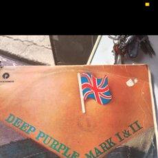 Discos de vinilo: DISCO VINILO DEEP PURPLE. Lote 205038286