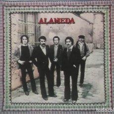 Discos de vinil: ALAMEDA-SU PRIMER LP-PORTADA ABIERTA-ORIGINAL AÑO 1979. Lote 205044906
