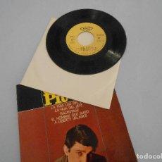Discos de vinilo: GENE PITNEY EP - LA FRIA LUZ DEL DÍA + 3. 1966. Lote 205051476