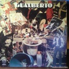 Discos de vinilo: LP GUALBERTO - A LA VIDA, AL DOLOR - IMPECABLE. Lote 205054072
