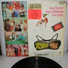Discos de vinilo: LOS PECADOS DE LA SRA.BLOSSOM SPAIN LP ORIGINAL 1969 RIZ ORTOLANI COOL JAZZ BIG BAND THE BLISS BSO. Lote 205055486