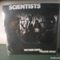 Discos de vinilo: SCIENTISTS - WE HAD LOVE. Lote 205057702