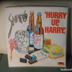 Discos de vinilo: SHAM 69 - HURRY UP HARRY!. Lote 205058955