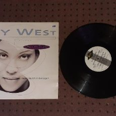 Discos de vinilo: KEY WEST FEAT ERIK - LOOKS LIKE I´M LOVE AGAIN - MAXI - UK - PWL SANCTUARY - PLS 939 - L -. Lote 205066567