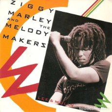 Discos de vinilo: ZIGGY MARLEY AND THE MELODY MAKERS - LEE & MOLLY. Lote 205068882