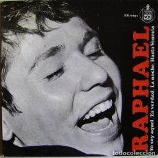 Discos de vinilo: RAPHAEL - YO SOY AQUEL. Lote 205069050