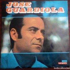 Discos de vinilo: JOSÉ GUARDIOLA - ZÍNGARA + 11 - VERGARA 1969. Lote 205078948