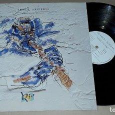 Discos de vinilo: LP - HERMETO PASCOAL - BRASIL UNIVERSO - MADE IN UK - HERMETO PASCOAL AND GROUP. Lote 205097167