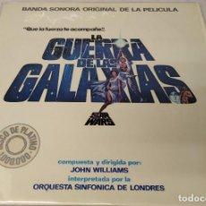 """Discos de vinilo: DOBLE LP B.S.O. """"LA GUERRA DE LAS GALAXIAS"""", EDITADO POR 20TH CENTURY RECORDS, 1977. Lote 270968688"""