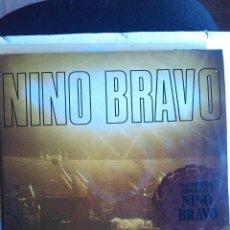 Discos de vinilo: LOS ARTISTAS ESPAÑOLES CANTAN A NINO BRAVO VALENCIA 12 DE SEPTIEMBRE 1973 VVAA 2 LPS. Lote 205107406