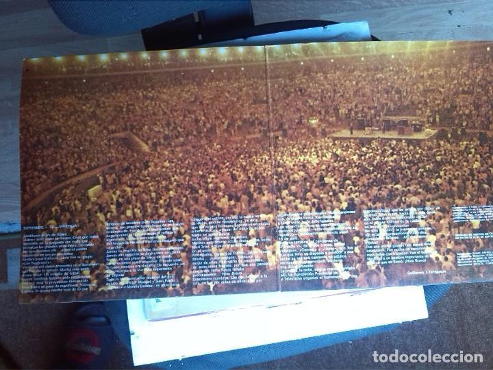 Discos de vinilo: LOS ARTISTAS ESPAÑOLES CANTAN A NINO BRAVO VALENCIA 12 DE SEPTIEMBRE 1973 VVAA 2 LPS - Foto 2 - 205107406