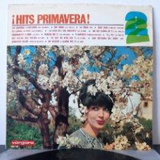 "Discos de vinilo: RAREZA! HITS PRIMAVERA! 1965.VARIOS, SIREX, J. GUARDIOLA, L. TORELLO, F. HERRERO TEMA""THE BEATLES"".. Lote 205121271"