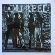 Discos de vinilo: LOU REED – NEW YORK UK & EUROPE 1989 SIRE. Lote 205123168