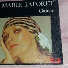Discos de vinil: MARIE LAFORÊT - SINGLE FRANCE - VER FOTOS. Lote 205123883