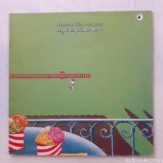 Discos de vinilo: A. BRANDUARDI. COGLI LA PRIMA MELA. MUSIZA I-200940. ESPAÑA, 1980. GATEFOLD.. Lote 205134190