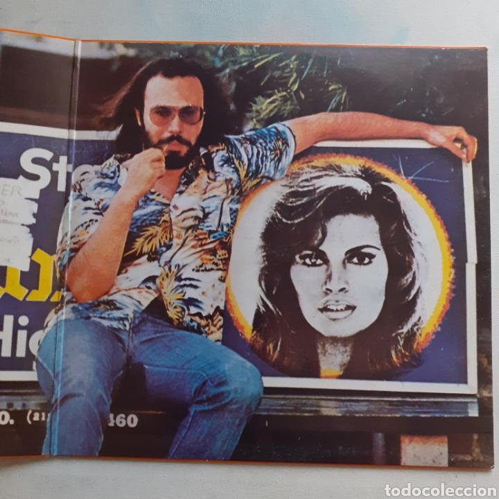 Discos de vinilo: Antonello Venditti. Buona domenica. Gatefold. Philips 64 92 104. España 1980. Funda VG++. Disco EX. - Foto 4 - 205134663