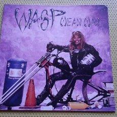 "Discos de vinilo: W.A.S.P. -MEAN MAN- (1989) MAXI-SINGLE 12"". Lote 205136691"