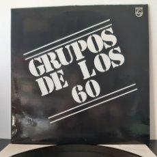 Discos de vinilo: GRUPOS DE LOS 60. PHILIPS. 1990. ESPAÑA. Lote 205149233