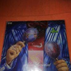 Discos de vinilo: HUAPACHA COMBO. ALTA SOCIEDAD. BELTER RECORDS 1983. Lote 205157278