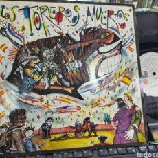 Discos de vinilo: LOS TOREROS MUERTOS MAXI YO NO ME LLAMO JAVIER 1986. Lote 205159007