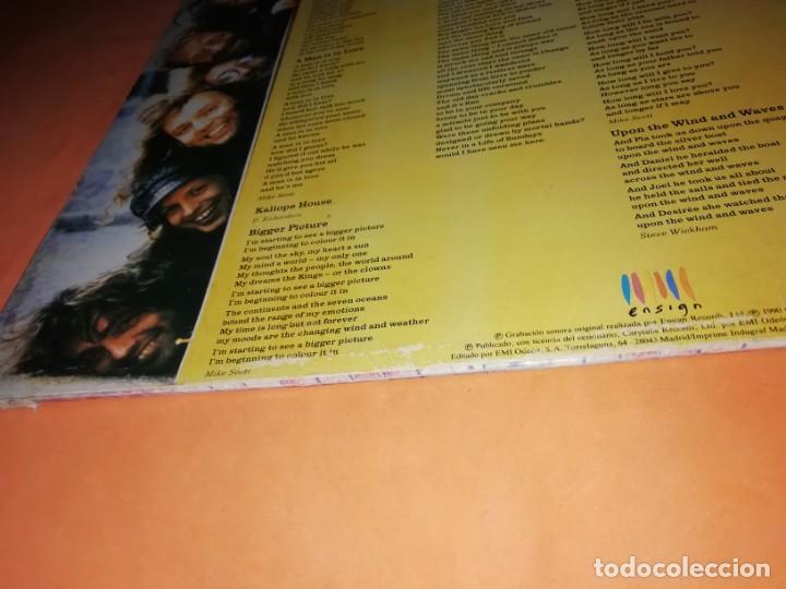 Discos de vinilo: The WaterBoys . Room To Roam . ENSIGN RECORDS 1990 - Foto 3 - 205169222