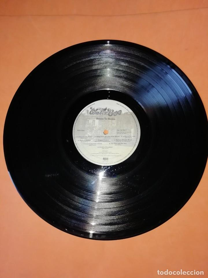 Discos de vinilo: The WaterBoys . Room To Roam . ENSIGN RECORDS 1990 - Foto 7 - 205169222