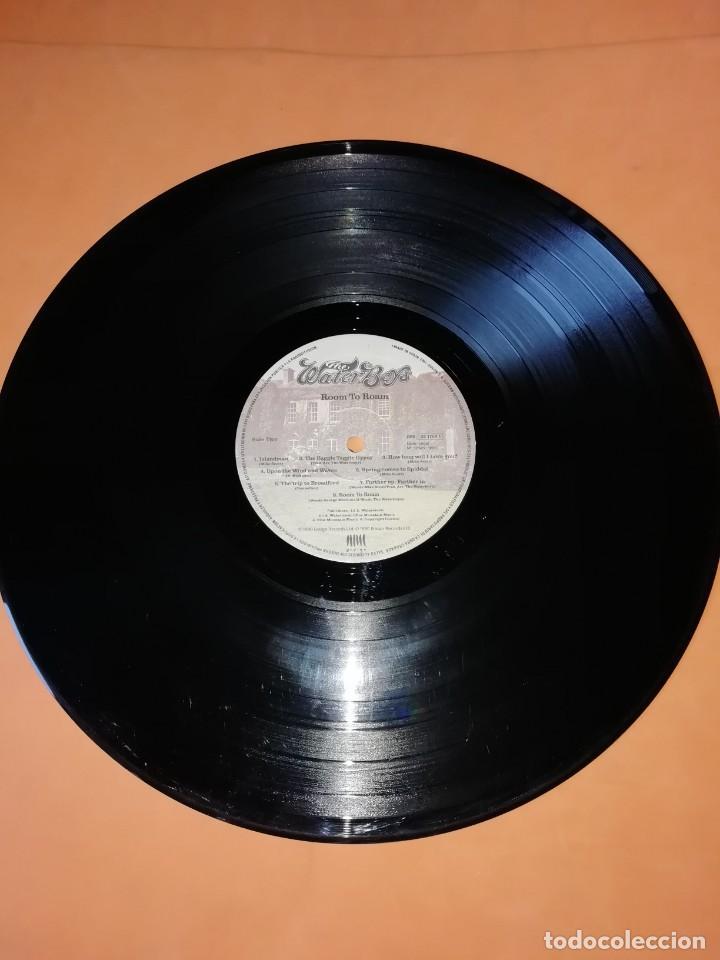 Discos de vinilo: The WaterBoys . Room To Roam . ENSIGN RECORDS 1990 - Foto 9 - 205169222